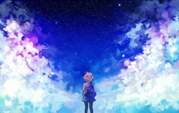 """Seul dans notre coeur se trouve la véritable définition du mot manga~"" // Watashi wa Baka datebayo!"