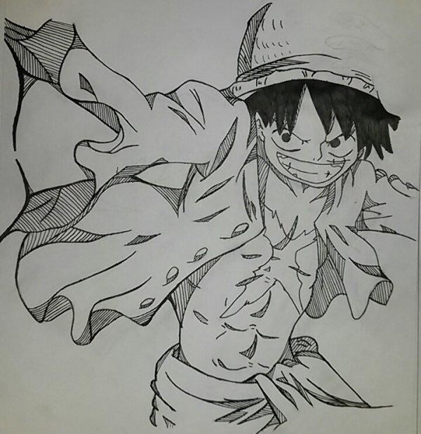 Dessin pour le concours de Draw-The-Manga!