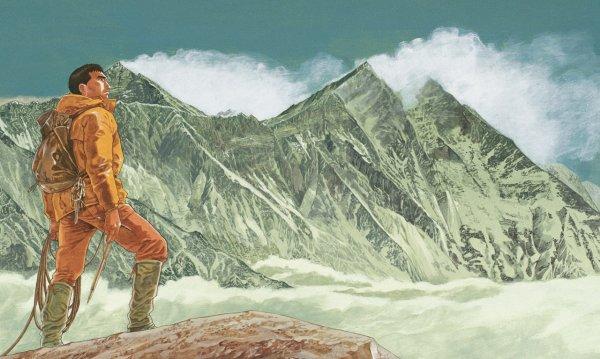 Le sommet des Dieux
