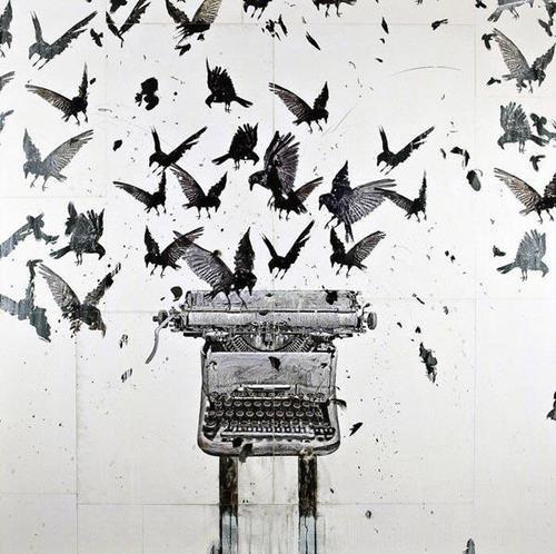"""""""Lorsque la mémoire était la seule écriture, l'homme chantait. Lorsque l'écriture naquit, il baissa la voix. Lorsque tout fut mis en chiffres, il se tut."""""""