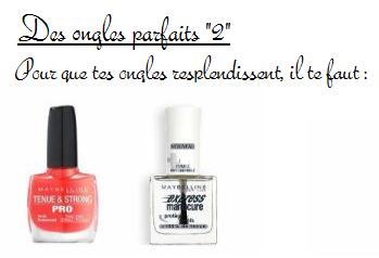 """Des ongles parfaits """"2"""""""