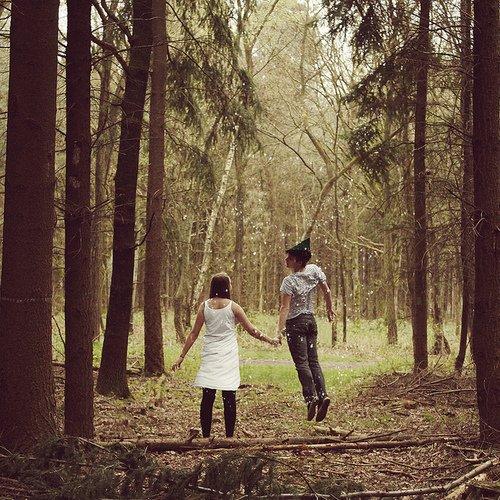 « Les rêves vécus à deux forment les souvenirs les plus beaux. »