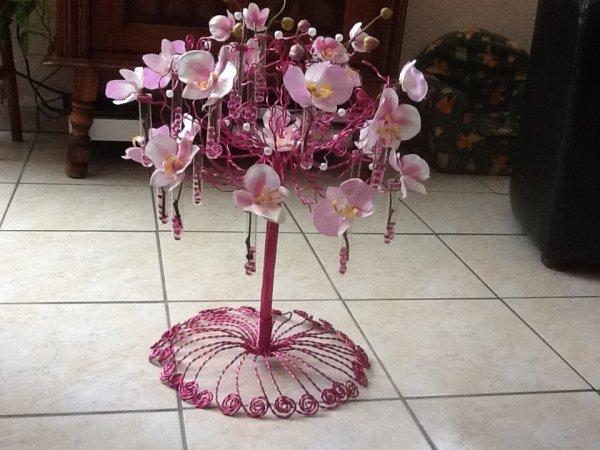 L'arbre á orchidées