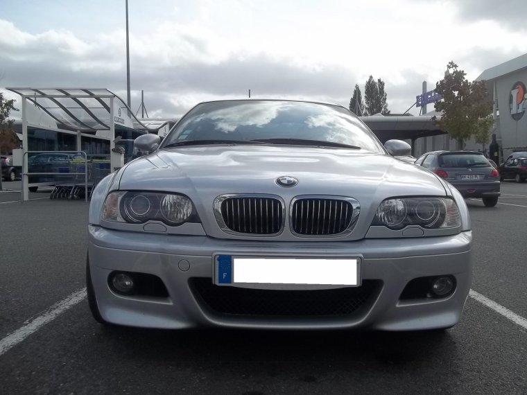 BMW M3 e46(Parking Elecler Morlaix)(07/09/11)