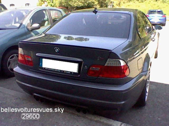 BMW M3 e46(Course de côte Landivisiau 2010)(20/06/10)