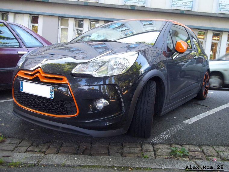 Citroën DS3 Racing(Brest)(17/07/12)