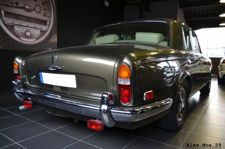 Rolls Royce Silver Shadow(Prenium Autostore Brest)(28/02/13)