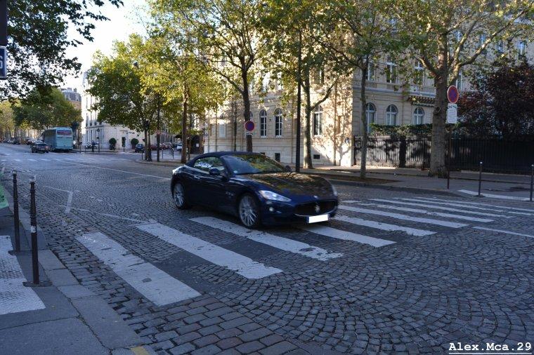 Maserati GranCabrio(Paris)(07/10/12)
