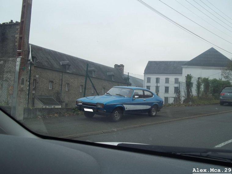 Ford Capri(Morlaix)(19/11/11)