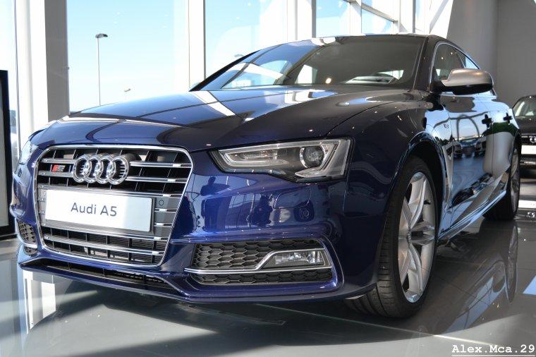 Audi S5 Sportback(Alliance Auto Morlaix)(04/03/13)