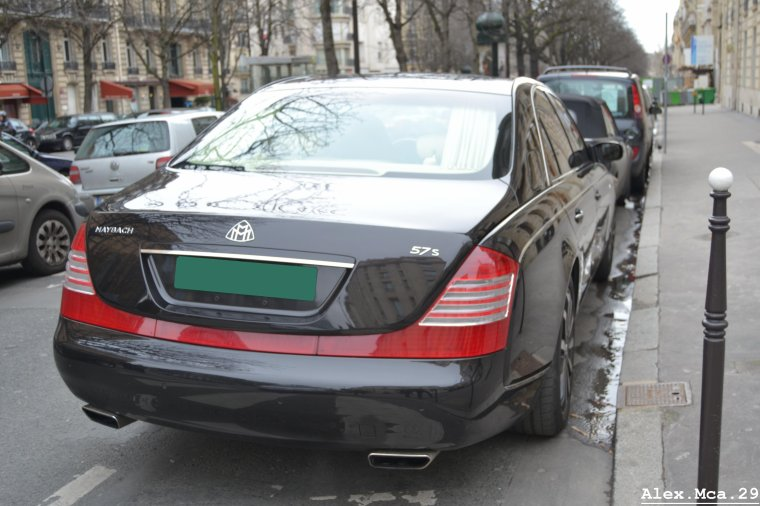 Maybach 57S(Avenue Georges V)(16/03/13)