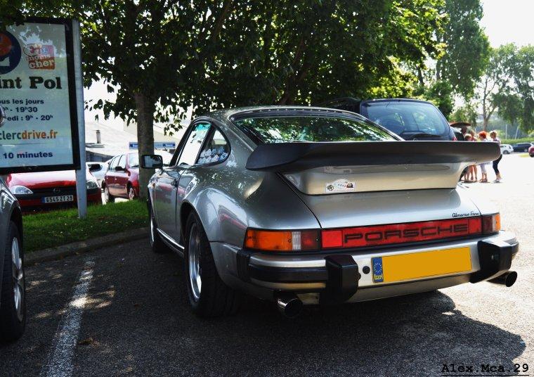 Porsche 911(Type 964) SC Origin by Almeras(Carantec)(07/07/13)