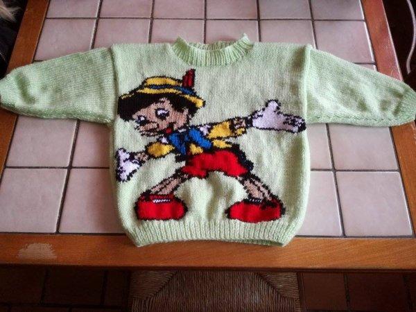 Pull Pinocchio 102
