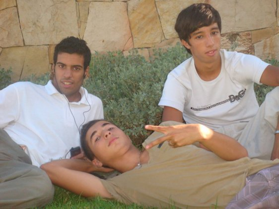 ===> me & Adiil & Kàriim <===