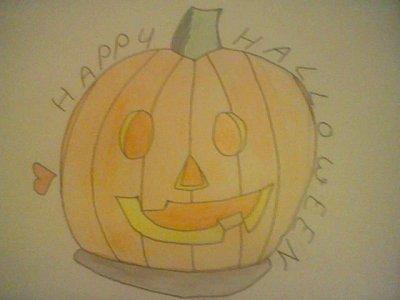 °l- Number 6 ~ Dessins de n'Halloween -l°