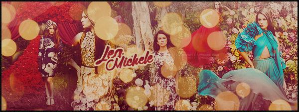 """"""" Bienvenue sur Lea-Michele, ta nouvelle source d'actu sur la talentueuse Lea Michele. Suivez toute l'actualité de l'actrice et chanteuse grâce à ce blog source et ses nombreux articles tel que ses candids, shoot et événements. """""""
