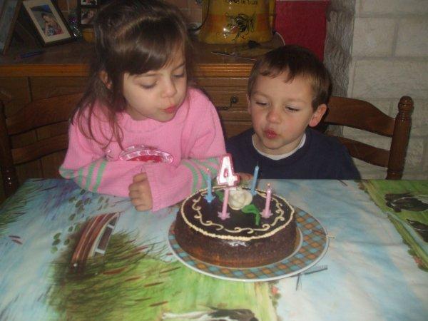 joyeux anniversaire mes z amours je vous aimes