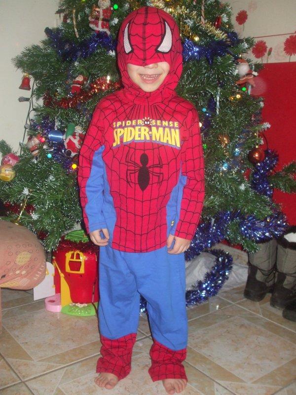 mon spiderman a moi