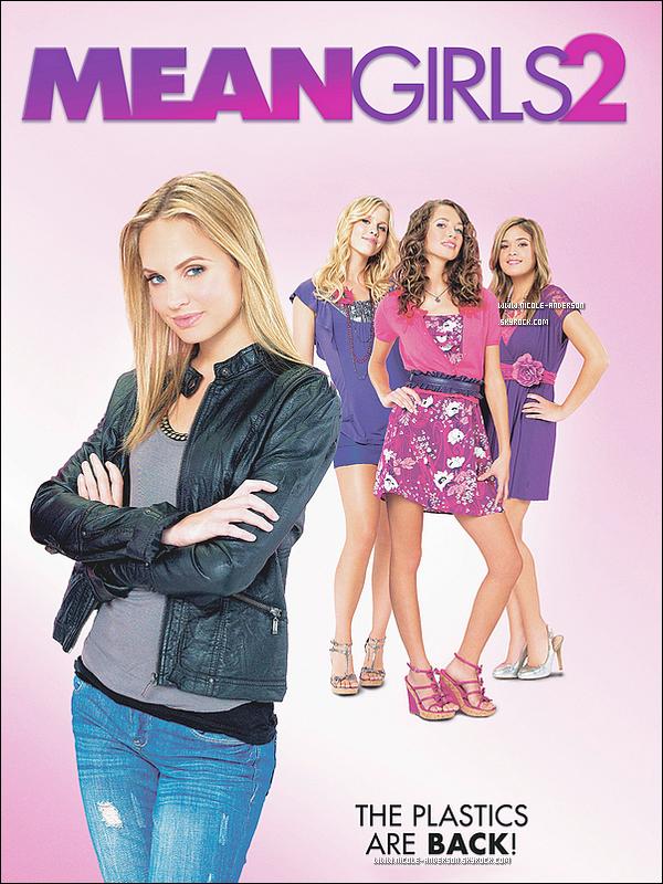 VOUS POUVEZ MAINTENANT REGARDER MEAN GIRLS 2 EN VOSTFR ICI. Tu as regardé le film ? Tu as aimé ? Qui est ton personnage préféré/aimes le moins ?