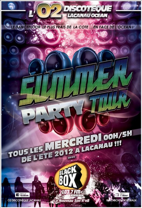 The Summer Party Tour