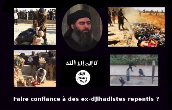 Djihad : Peut-on faire confiance aux ex-djihadistes repentis ?