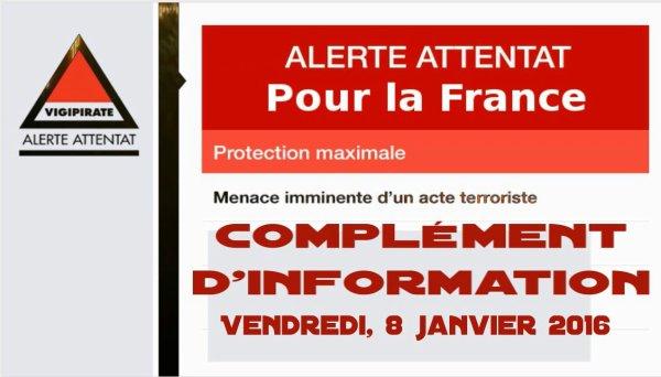 Attentat France 2016 Complément d'information