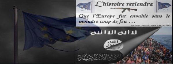 3 000 à 5 000 terroristes de Daesh se seraient infiltrés en Europe, selon Europol …