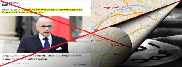 Cet événement n'a rien avoir avec les trois attentats qui arrivent pour la France ...