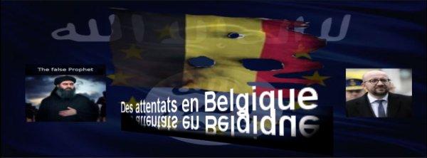 Des attentats en Belgique sont encore possibles, estime Mr Charles Michel ...