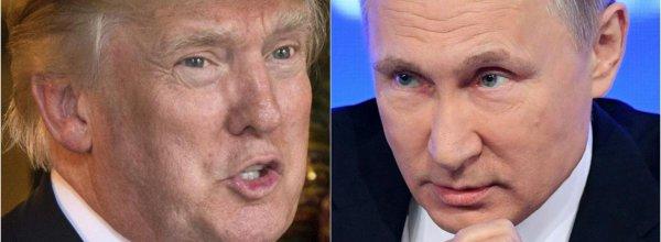 Donald Trump salue l'« intelligence » de Poutine après les représailles américaines