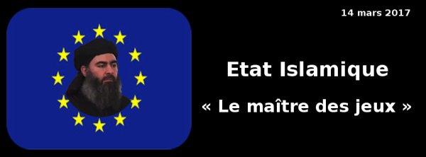 Etat Islamique : « Le maître des jeux ».
