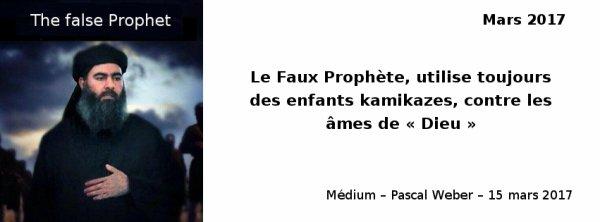 Le Faux Prophète …