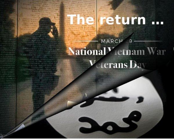 The return …