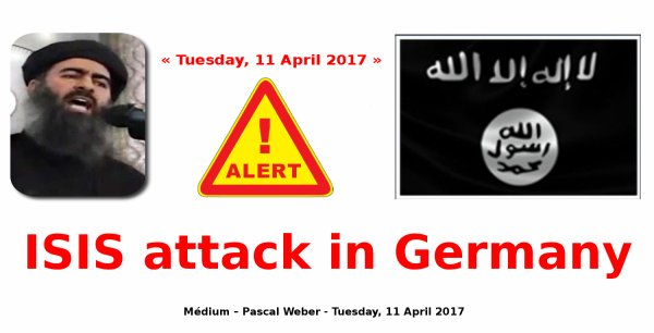 ISIS attack inGermany