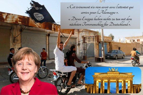 Allemagne: deux djihadistes syriens présumés arrêtés …