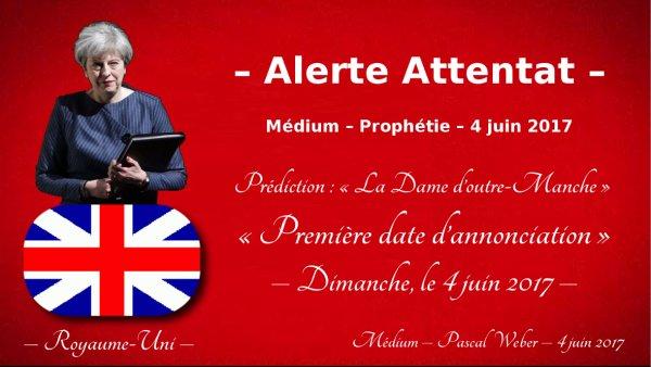 Médium – Prophétie – 4 juin 2017 ...