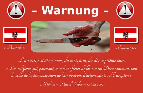 Autriche : Alerte Attaque !