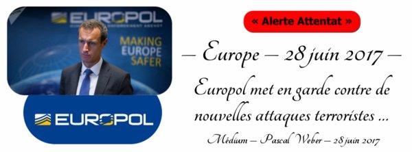 – Europe – 28 juin 2017 –