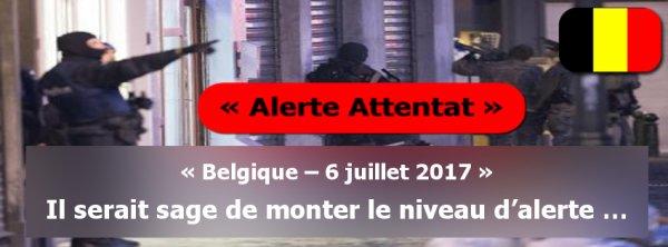 Belgique – 6 juillet 2017 ...