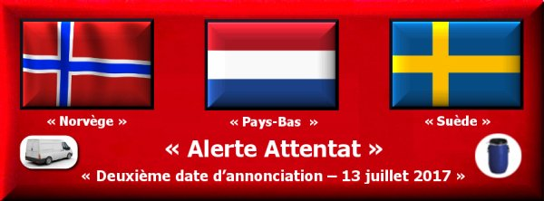 Les Pays-Bas enquêtent sur une menace d'attentat …