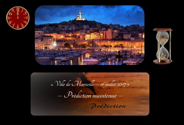 Ville de Marseille – 16 juillet 2017 ...