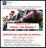 France : Une attaque ?
