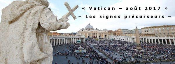 Vatican – Alerte attentat …