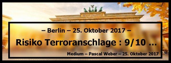 Berlin – 25. Oktober 2017