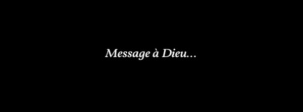 Massage à Dieu…