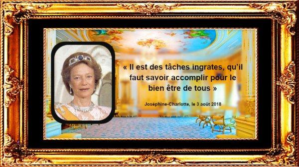 Il semble qu'au Grand-Duché de Luxembourg, quelqu'un possède l'avantage du soutien…