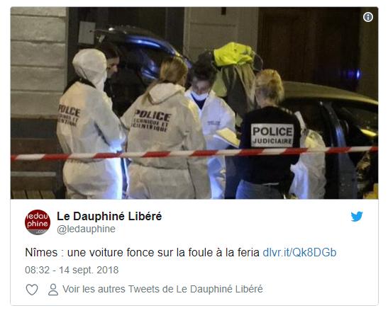 Les Autorités Françaises auraient pu…