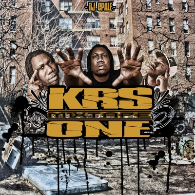 - KRS ONE MIXTAPE -