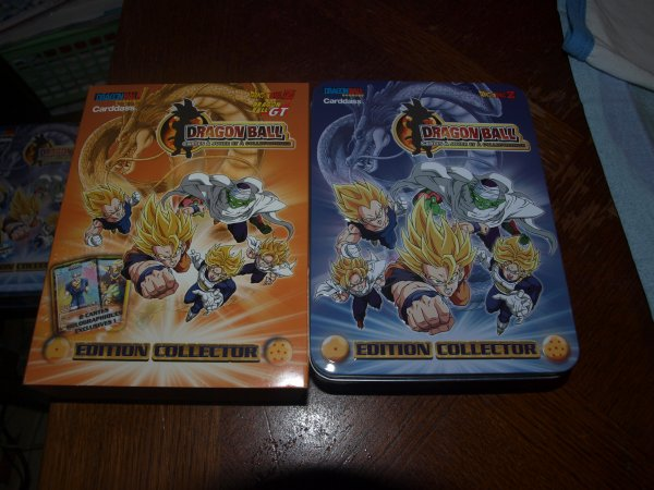 Tin Box Collector Dragon Ball Hobby