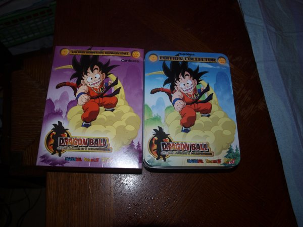 Tin Box Booster Dragon Ball Standard